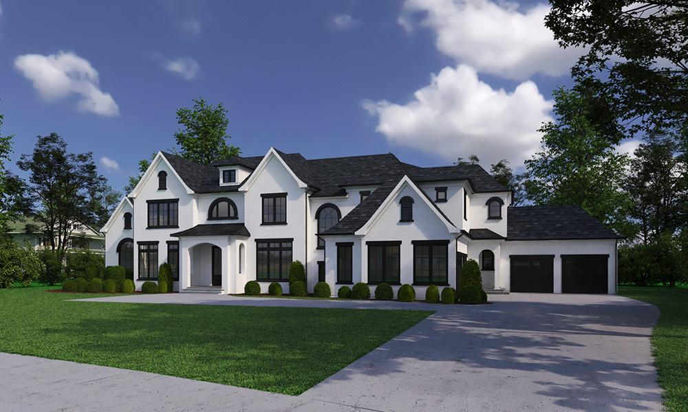 altamira court custom home