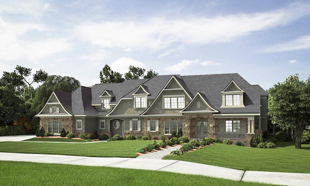nelson road custom home