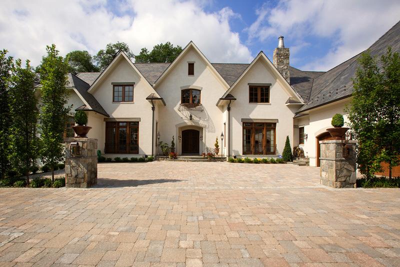 dogwood custom home images