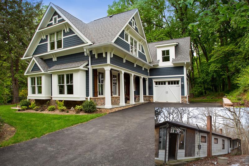 Falls Run Award winning home images