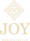 Joy Design + Build Logo