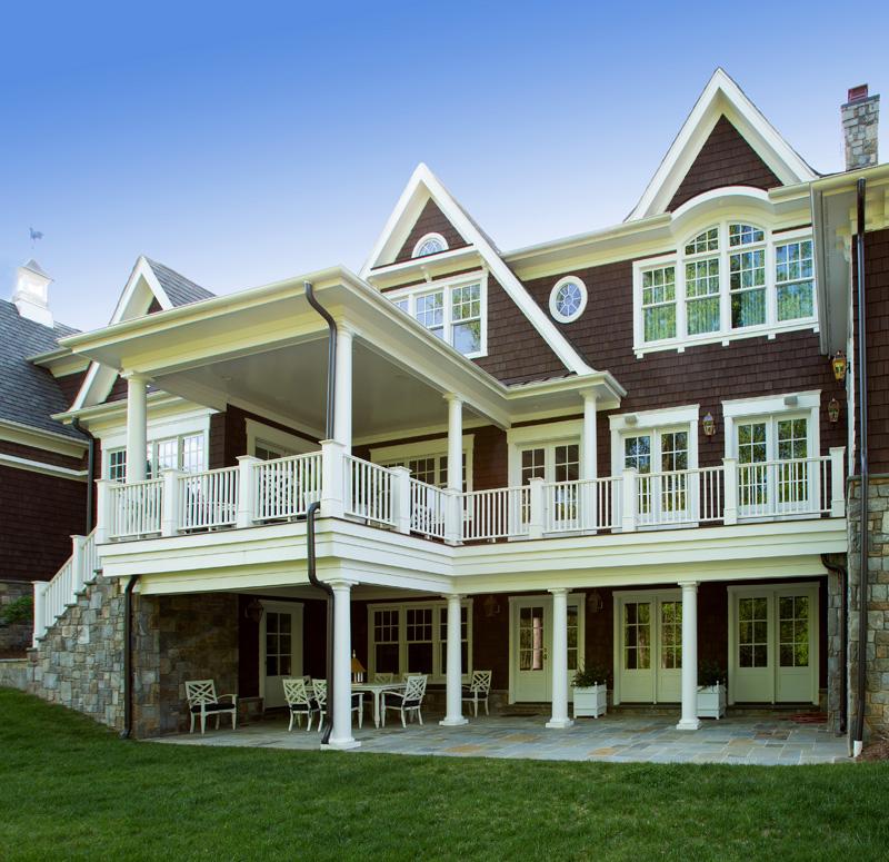 nelson custom home image