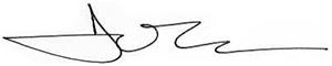 John Joy signature