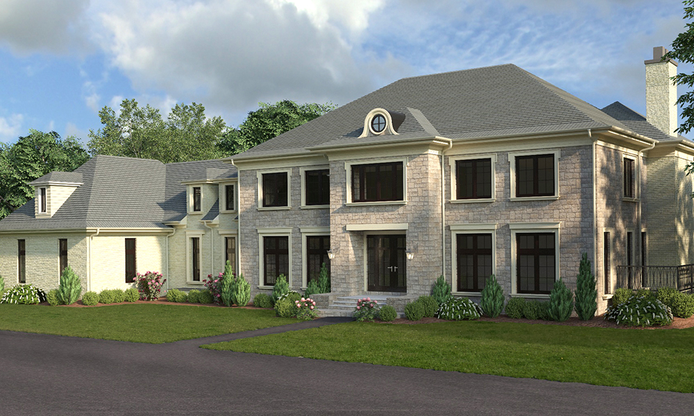 woodlea custom home