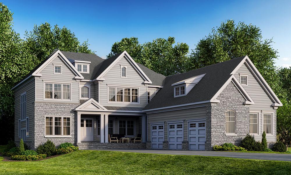 arbor lane custom home
