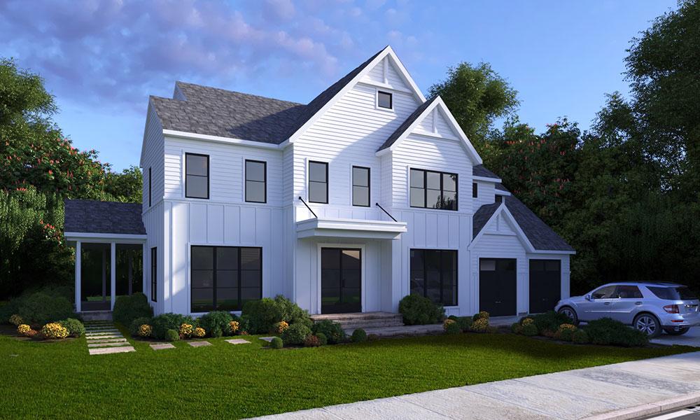 bradmore court custom home