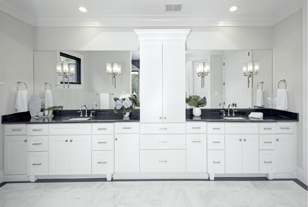 gallant green glam custom home image
