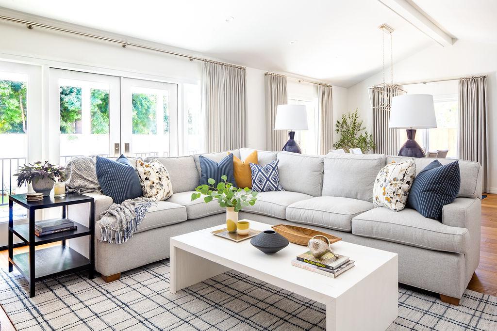 Peltier Living Room