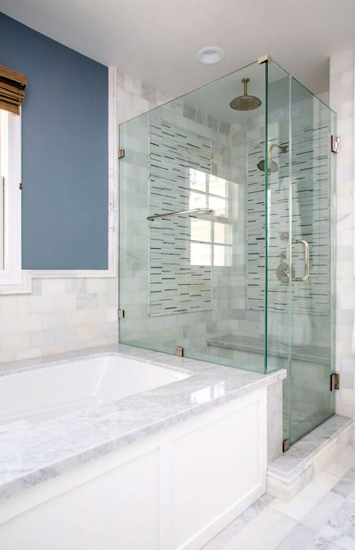 Peltier bathroom