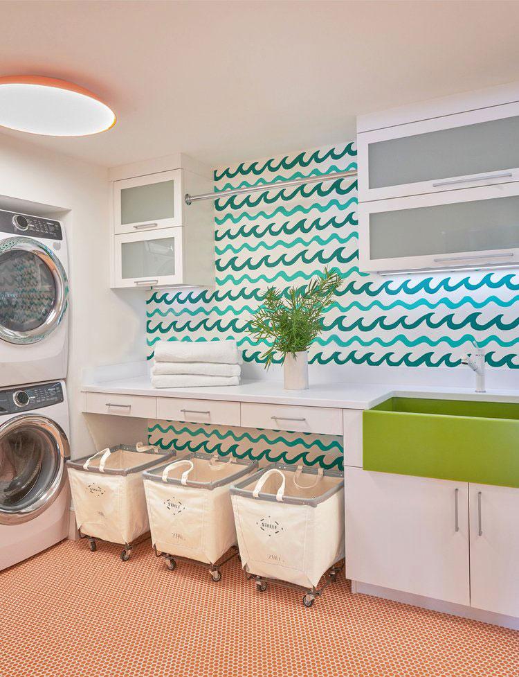 D2 Interiors Laundry Room