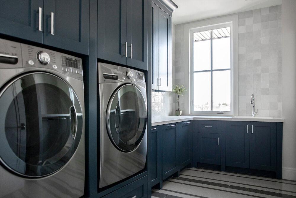 Veranda Homes Laundry Room