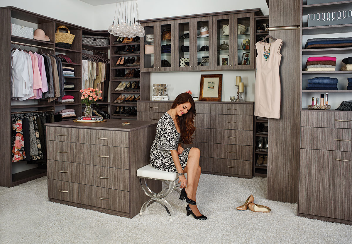Tailored Living Closets