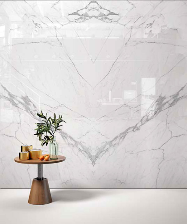 Tile and Stone With Architectural Ceramics