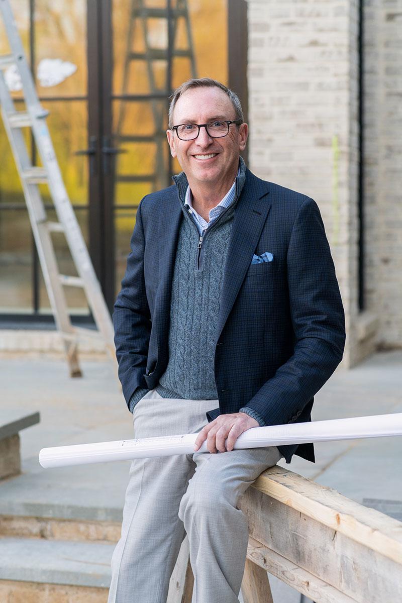John Joy, Founder of Joy Design + Build