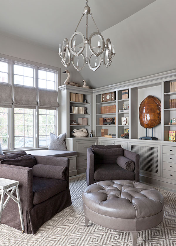His and Hers Home Offices